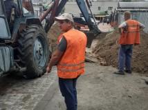 ТОВ «ТЕПЛО-МЕЛІТОПОЛЬ» продовжує виконувати роботи з капітального ремонту трубопроводів